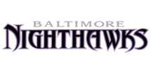 Baltimore Nighthawks Women's Tackle Football Logo