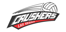 Crushers Volleyball Las Vegas Logo