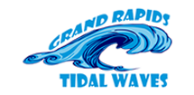 Grand Rapids Tidal Waves Football Logo