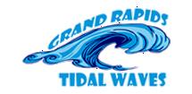Grand Rapids Tidal Waves Football Logo