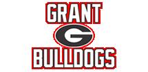 Grant Jr. Bulldogs Logo