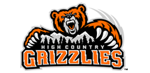 High Country Grizzlies Logo