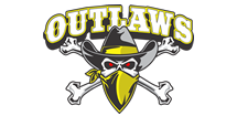 Inspirada Outlaws Football Logo
