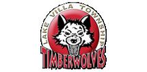 Lake Villa Ttimberwolves Logo
