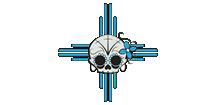 La Muerte De Las Cruces Logo
