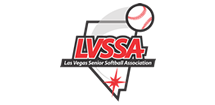 Las Vegas Senior Softball Association Logo