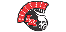 Los Angeles Warriors Football Logo
