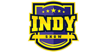 Indy Show - Midwest Basketball League Logo