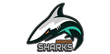 Midwest Sharks  Logo