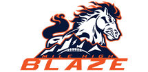 Mile High Blaze Logo