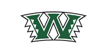 Pahrump Valley Warriors Logo