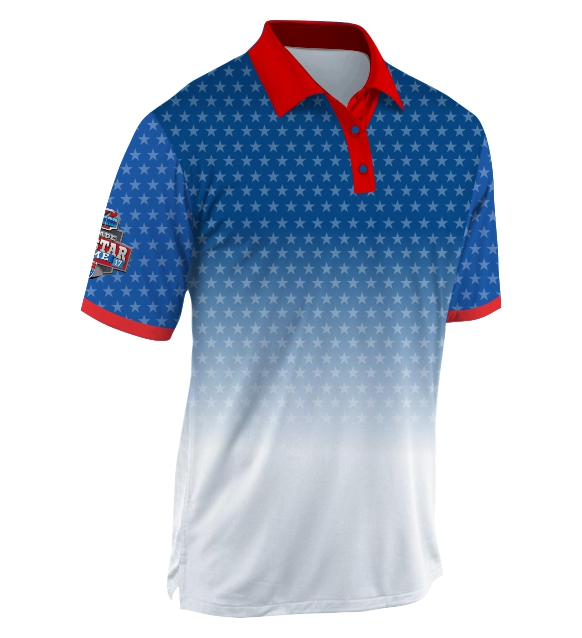 all star polo shirt