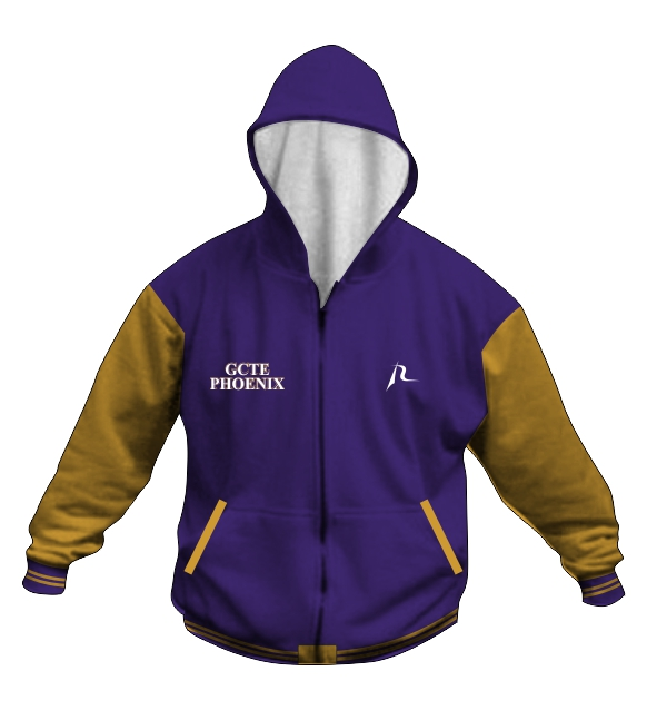 8511a967a Hoodie Jacket A - GCTE Phoenix - Shop