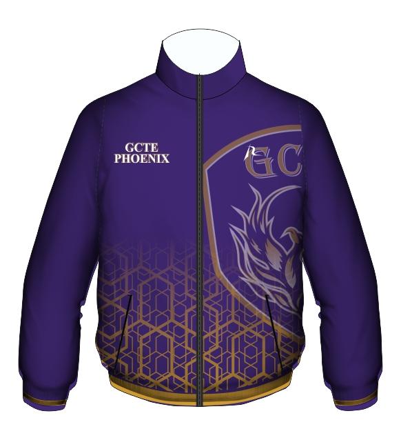 110b35403 Tracksuit Jacket - GCTE Phoenix - Shop