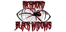 Richmond Black Widows Logo