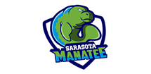Sarasota Manatee Basketball Logo