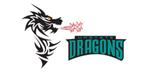 Upstate Dragon Football Logo