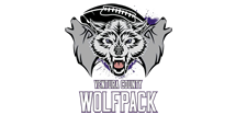 Ventura County Wolfpack Football Logo