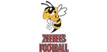 ZeeBees Football Logo