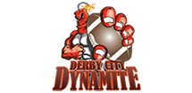 Derby City Dynamite Logo