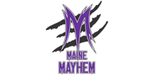 Maine Mayhem Football Logo